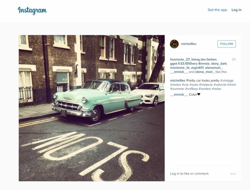 How to search instagram with multiple hashtags