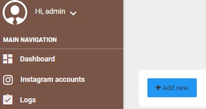 how to remove admin from instagram